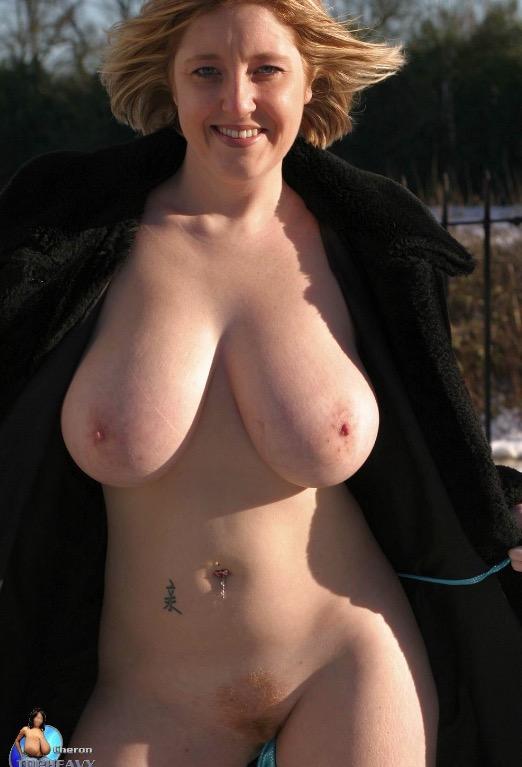 CHERIE: Big tit blonde wife