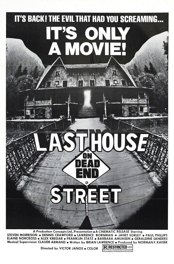 The Last House On Dead End Street / Последний Дом На Тупиковой Улице (Roger Watkins (as Victor Janos), Cinematic Releasing Corporation) [1983 г., Feature, Exploitation, Grindhouse, Horror, BDRip] (Kathy Curtin, Pat Canestro, Nancy Vrooman, Suzie Neum