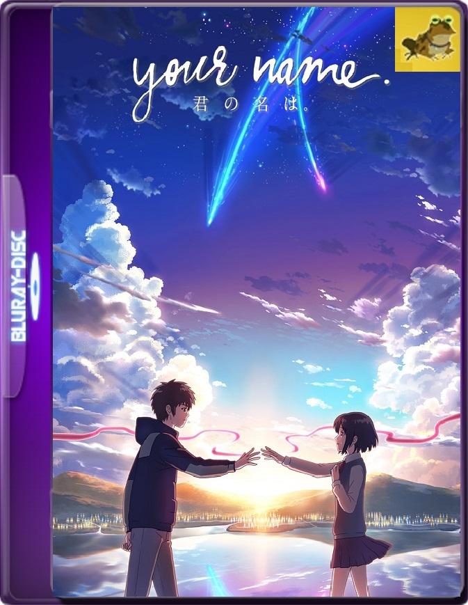 Tu Nombre (2016) Brrip 1080p (60 FPS) Latino / Japonés