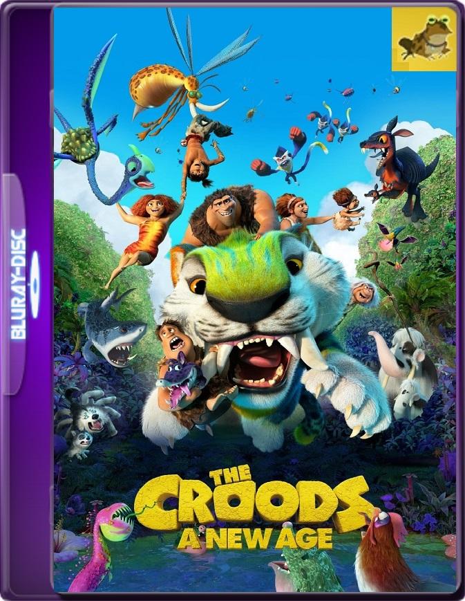 Los Croods 2: Una Nueva Era (2020) WEB-DL 1080p (60 FPS) Latino / Inglés