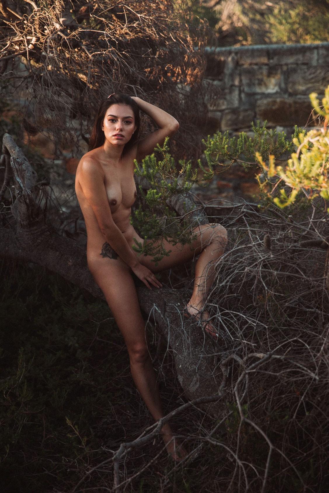 Simone Peres by Xyne Brix Punzalan - Yume Magazine