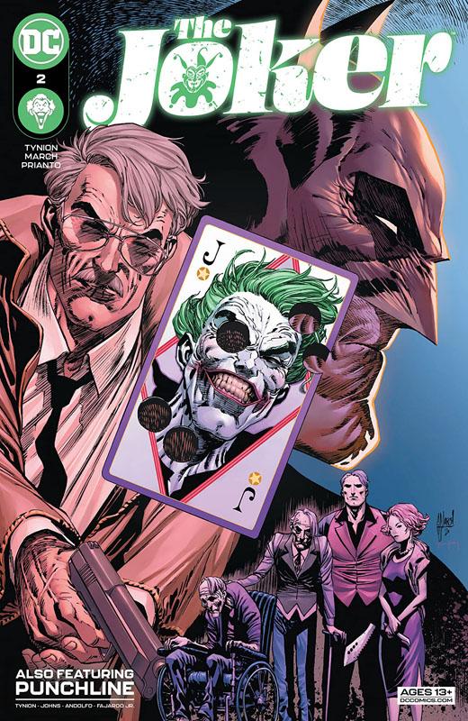 The Joker #1-2 (2021)