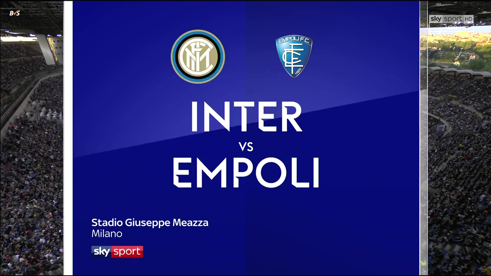 Xem lại: Inter Milan vs Empoli