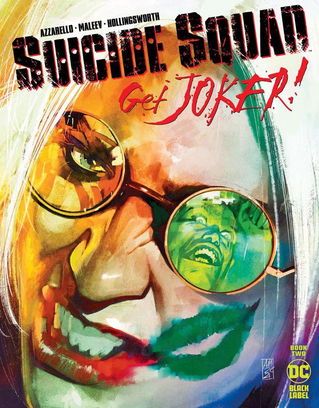 Suicide Squad - Get Joker! #1-2 (2021)