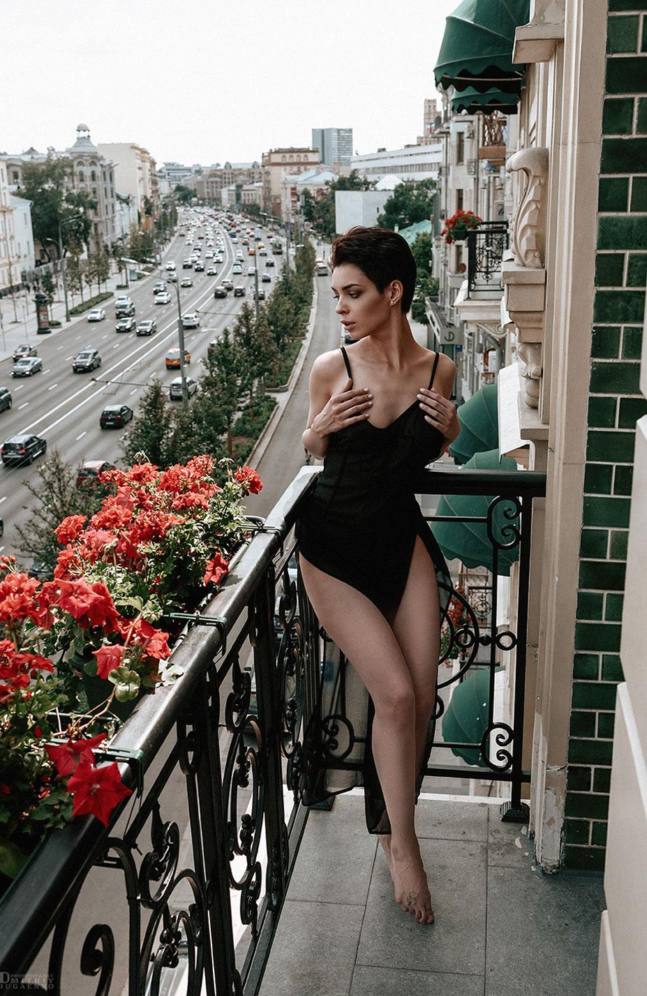 Сексуальная и почти голая Таня Фрост / фото 04