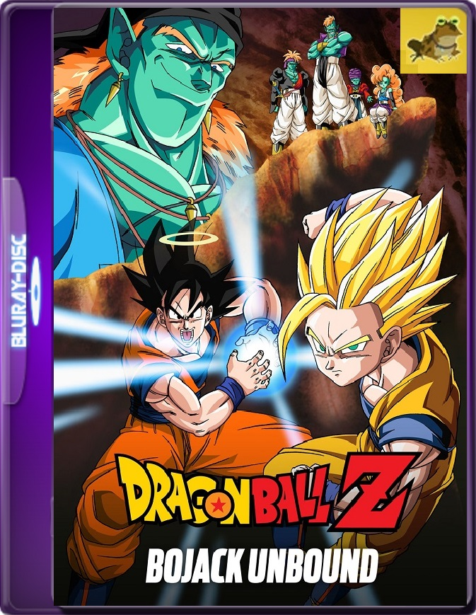 Dragon Ball Z: Los Guerreros de Plata (1993) Brrip 1080p (60 FPS) Latino