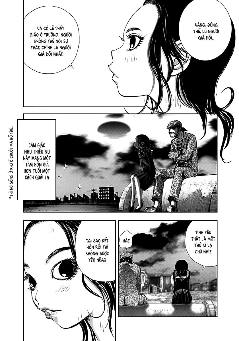 Dị Nhân Quán Chapter 63 - Trang 13