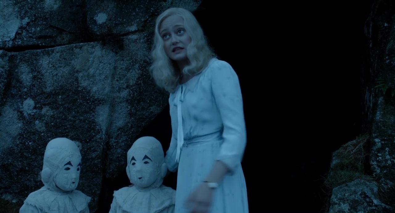 Miss Peregrine Y Los Niños Peculiares 720p Lat-Cast-Ing 5.1 (2016)