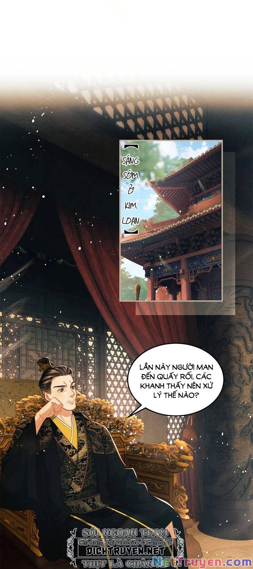 Thê Vi Thượng Chap 35 . Next Chap Chap 36