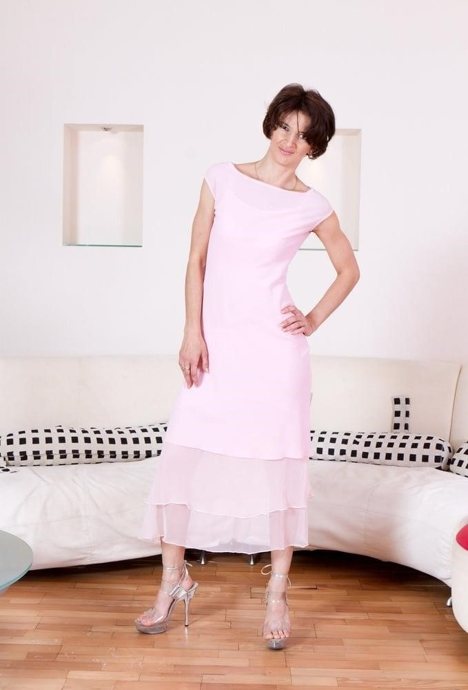 Pink dress canada-4264