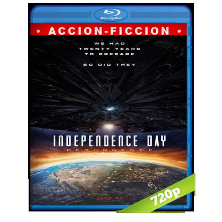 Dia De La Independencia Contraataque 720p Lat-Cast-Ing 5.1 (2016)