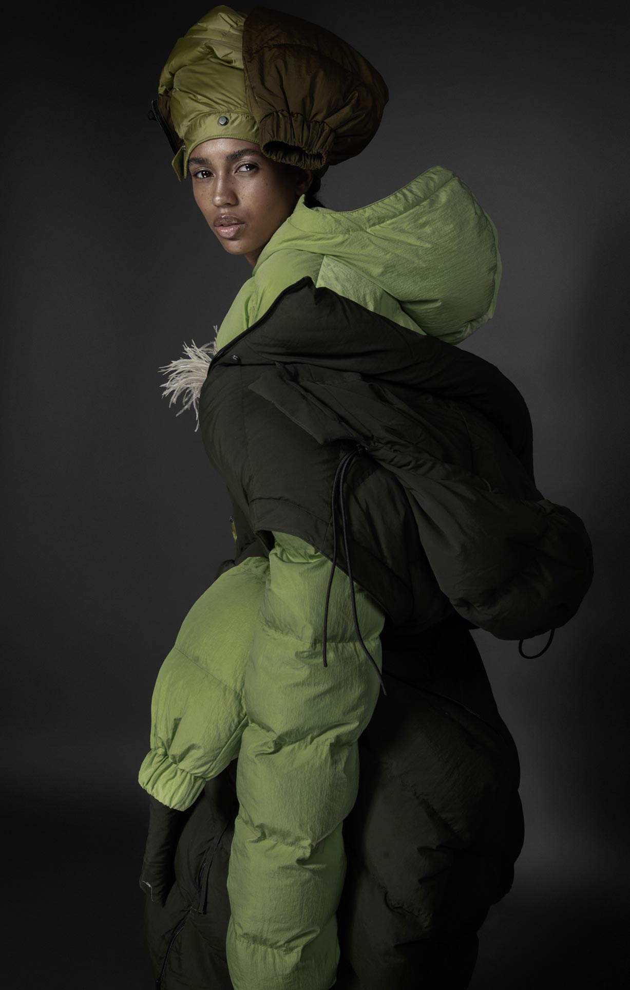 Нетрадиционный взгляд на модную одежду / фото 05