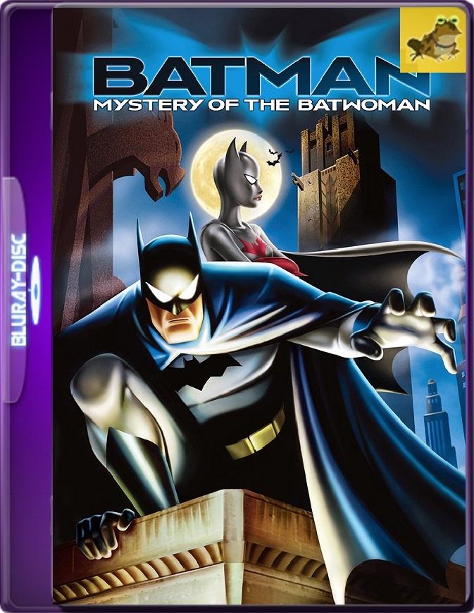 Batman: El Misterio De Batimujer (2003) Brrip 1080p (60 FPS) Latino / Inglés