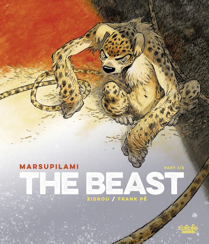 Marsupilami - The Beast 01 (of 02) (2021)