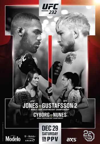 UFC 232 PPV Jones vs Gustafsson 2 (2018) .mkv HDTV x264 AAC -ENG