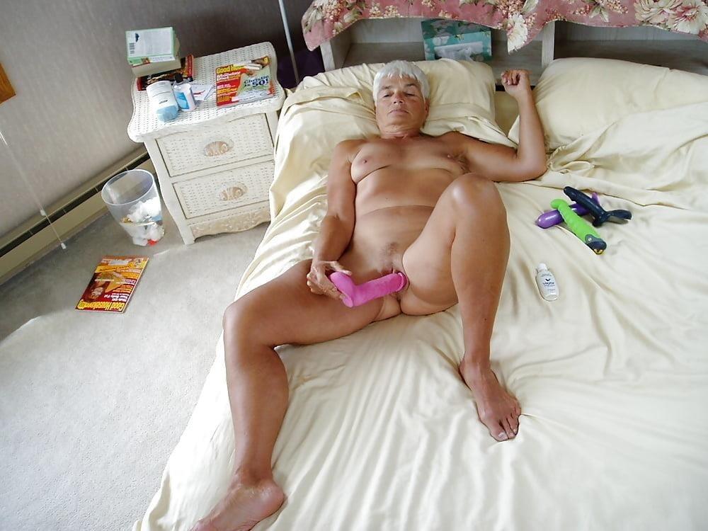 Chubby granny naked-4565