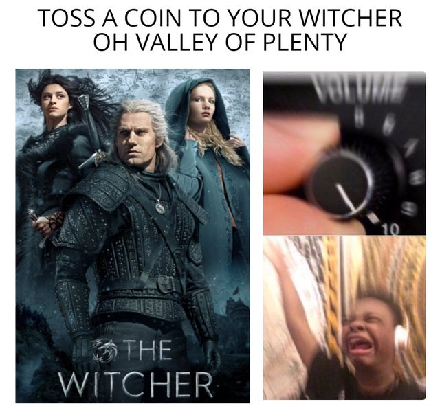 21 Witcher Memes Netflix for True Fans, Memes You can Toss a Coin to Vol 03 13