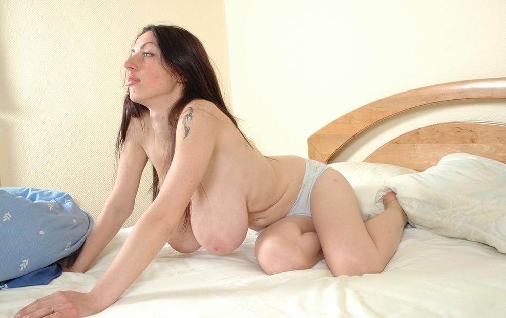 Slim girl huge tits-6920