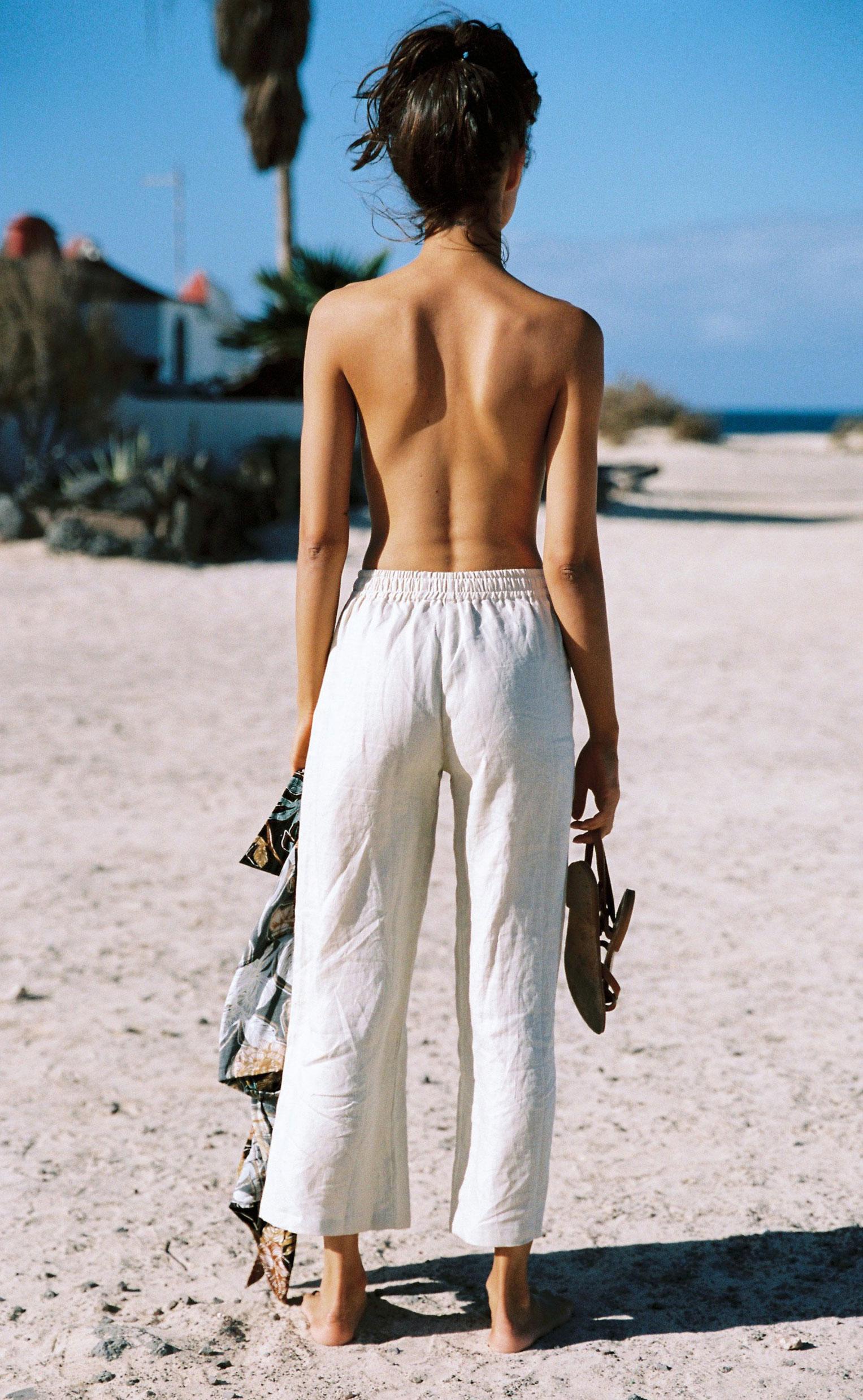 Коллекция купальников и пляжной одежды Faithfull the Brand, лето 2019 / фото 25