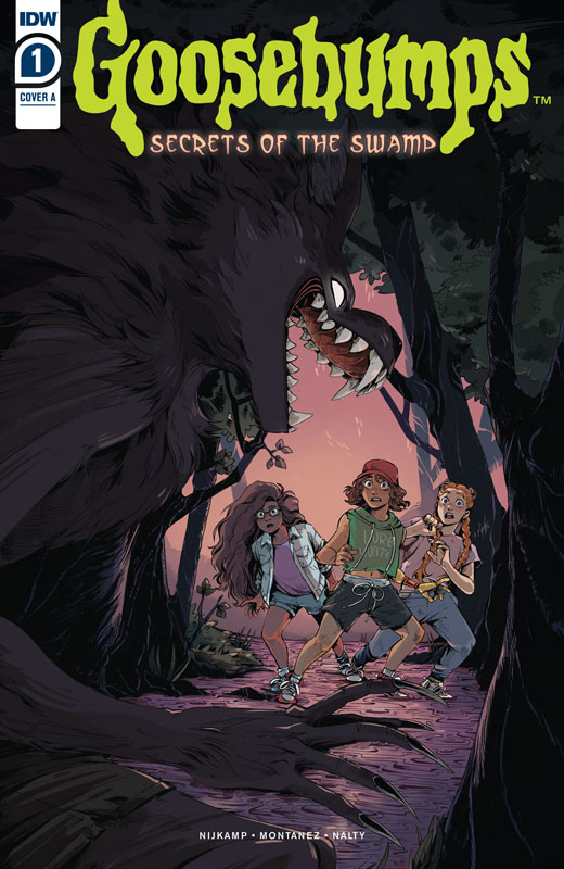 Goosebumps - Secrets of the Swamp 001 (2020)