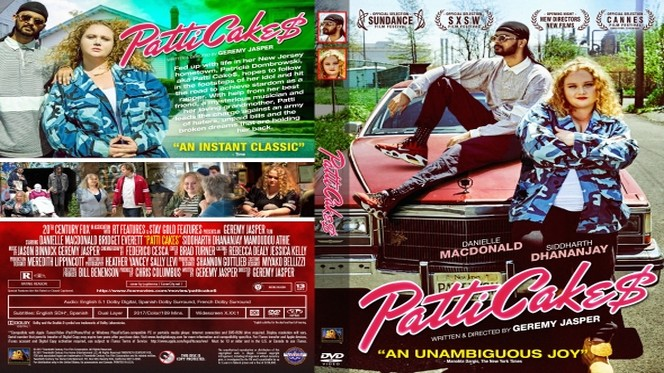Patti Cakes (2017) BRRip 720p Audio Trial Latino-Castellano-Ingles