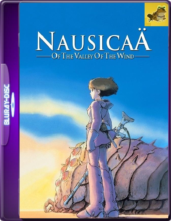 Nausicaä Del Valle Del Viento (1984) Brrip 1080p (60 FPS) Latino / Japonés