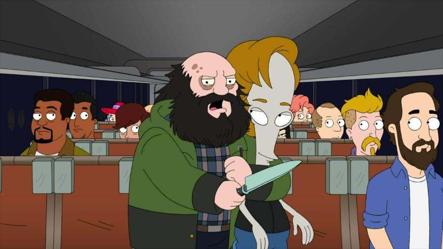 American Dad S17E09 Exquisite Corpses 720p AMZN WEBRip DDP5 1 x264-CtrlHD