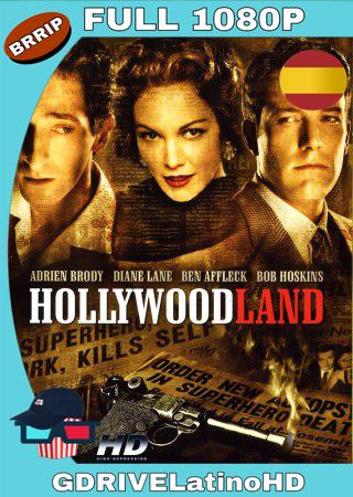 Hollywoodland (2006) BRRip Full 1080p Audio Dual Castellano-Ingles MKV