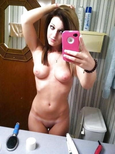 Real girls naked selfies-7044