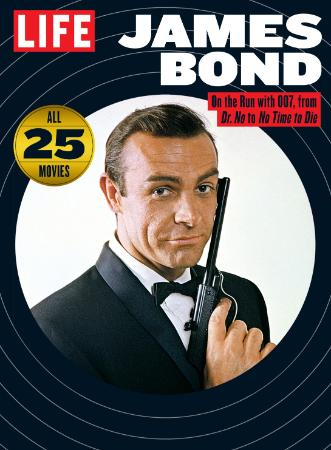 LIFE 2020, James Bond, All 25 Movies