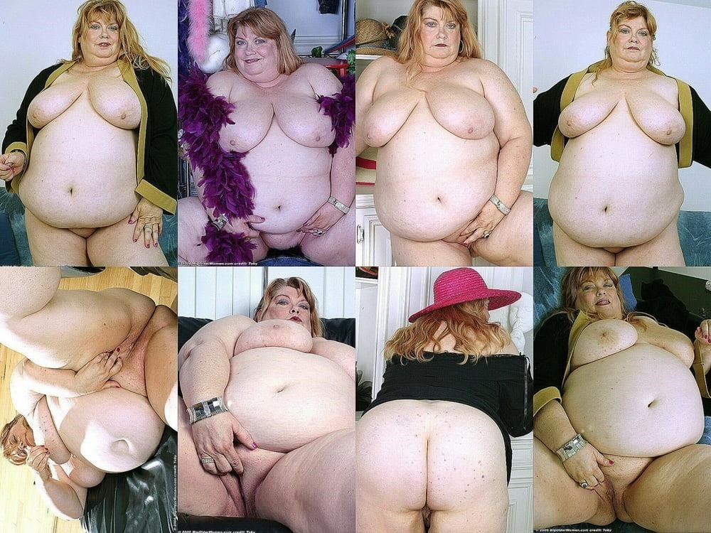 Sexy fat white women-8830