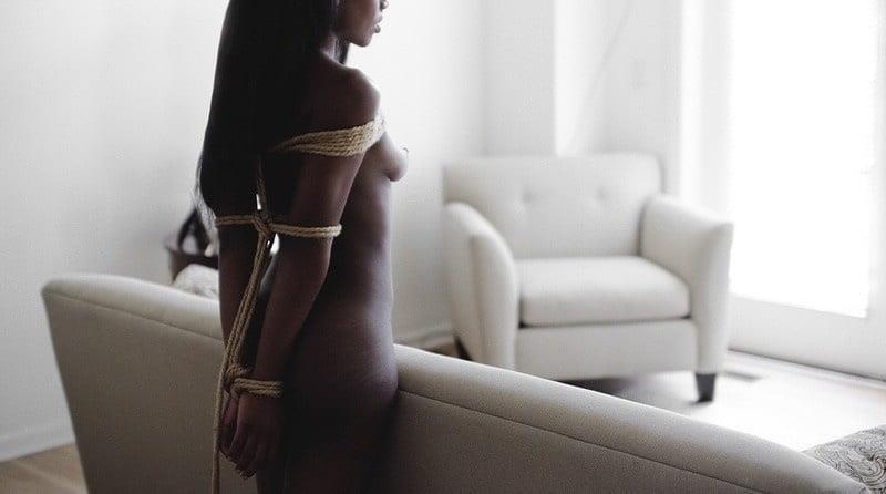 Ebony black naked women-6172