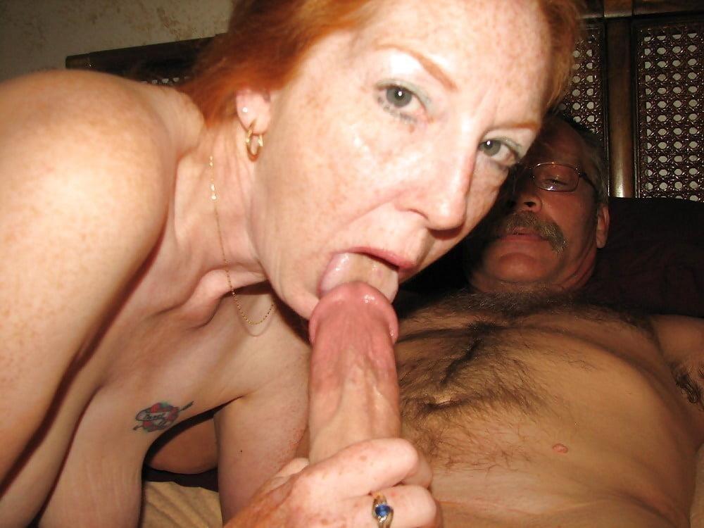 Ginger granny anal-9255