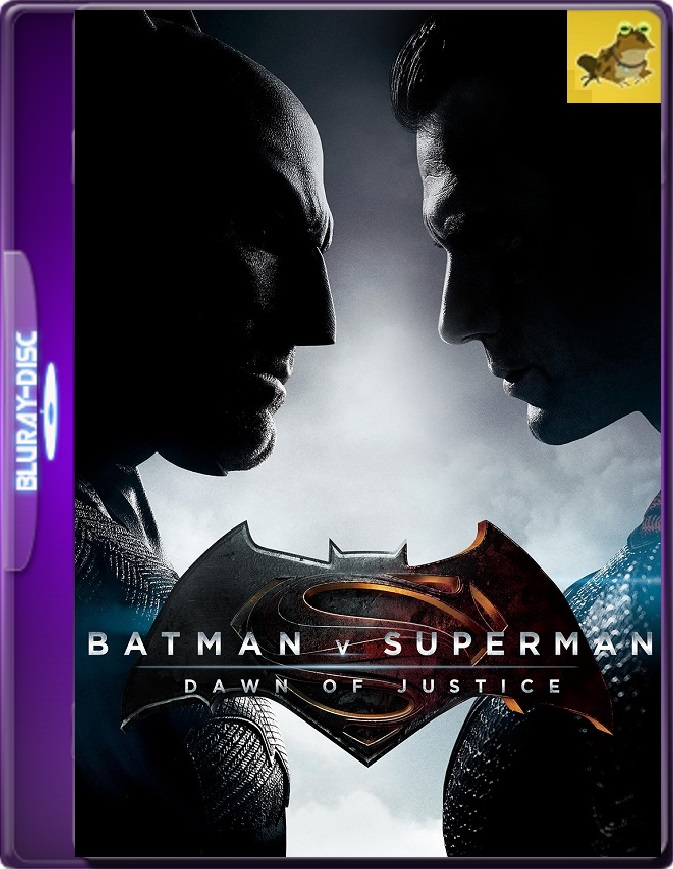 Batman VS Superman: El Amanecer De La Justicia (2016) Brrip 1080p (60 FPS) Latino / Inglés