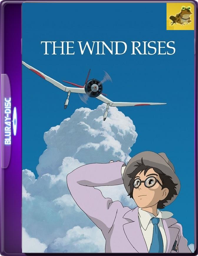 Se Levanta El Viento (2013) Brrip 1080p (60 FPS) Latino / Japonés