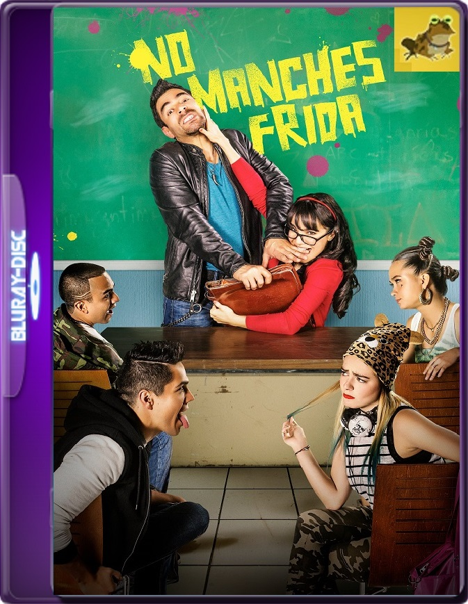 No Manches Frida (2016) Brrip 1080p (60 FPS) Latino