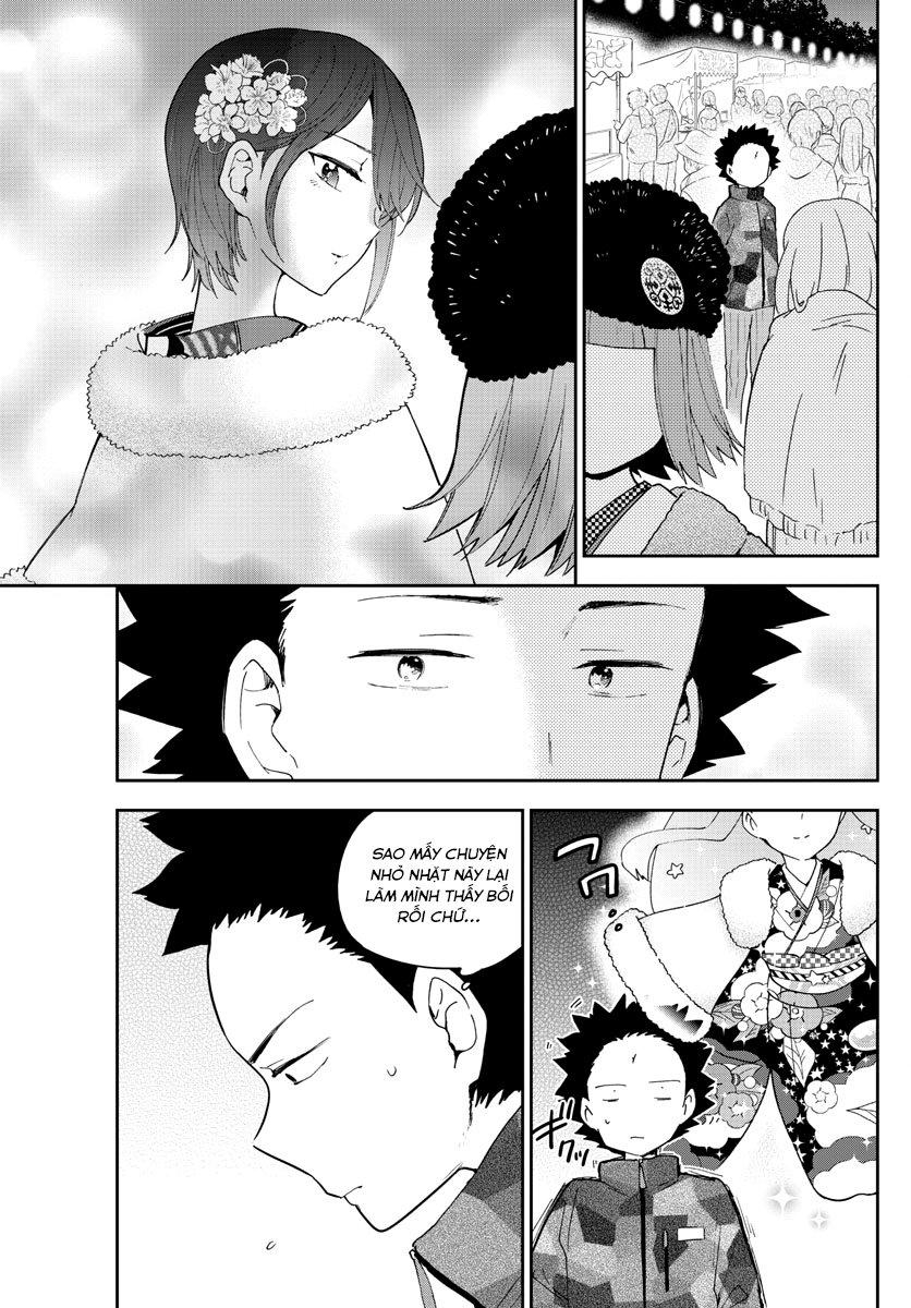 Hatsukoi Zombie Chapter 137 - Trang 7