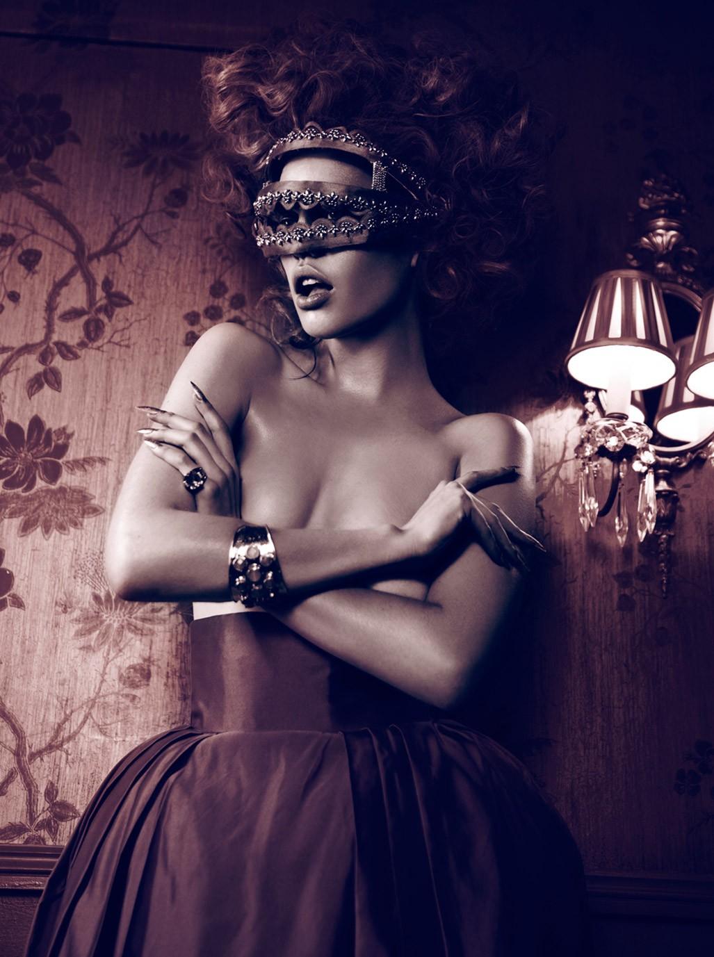 Gemma Janes by Lina Tesch - Vision China Magazine