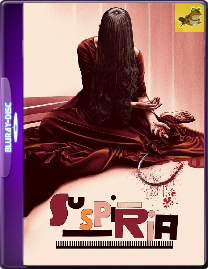 Suspiria: El Maligno (2018) Brrip 1080p (60 FPS) Latino / Inglés