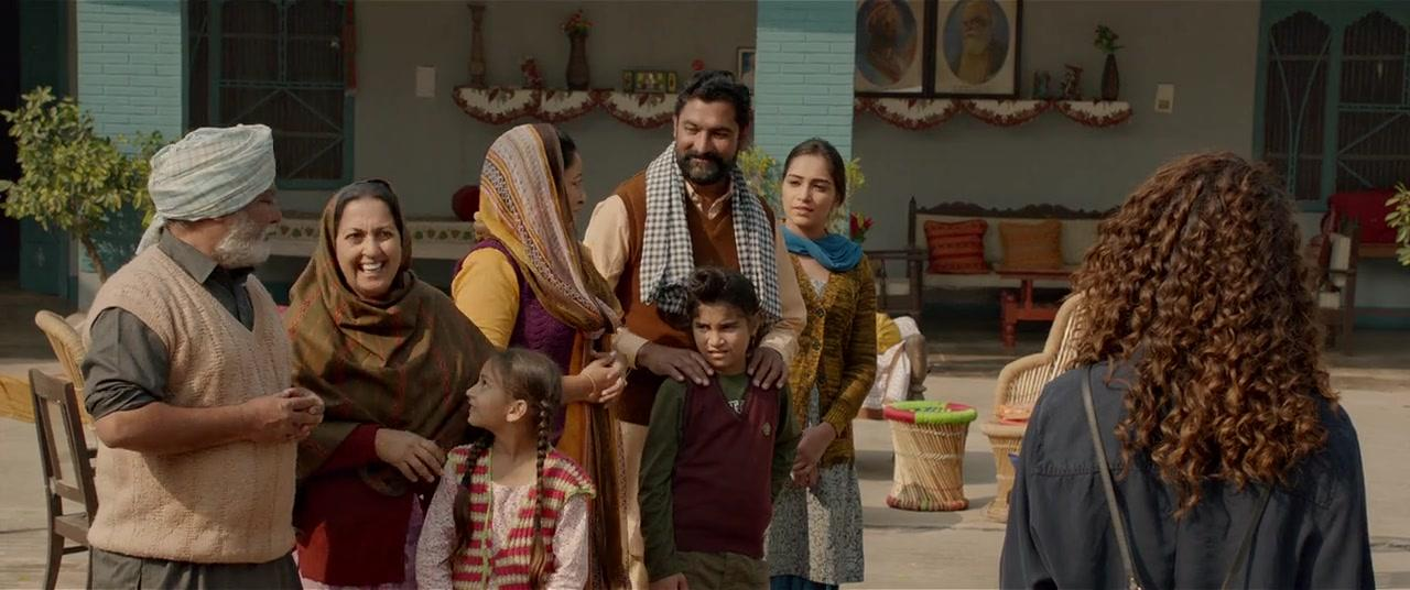 Guddiyan Patole (2019) Punjabi 720p HDRip x264 AAC 5 1 ESubs-LHD