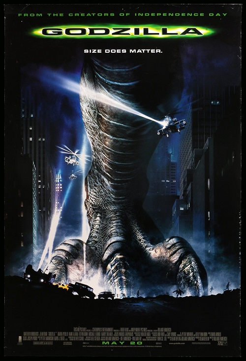 Godzilla (1998) REMASTERED.MULTi.720p.BluRay.x264.DTS.AC3-DENDA / LEKTOR i NAPISY PL