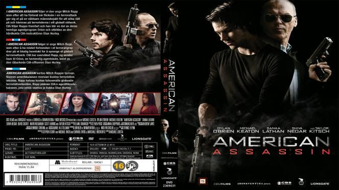 Asesino Mision Venganza (2017) BRRip Full 1080p Audio Trial Latino-Castellano-Ingles