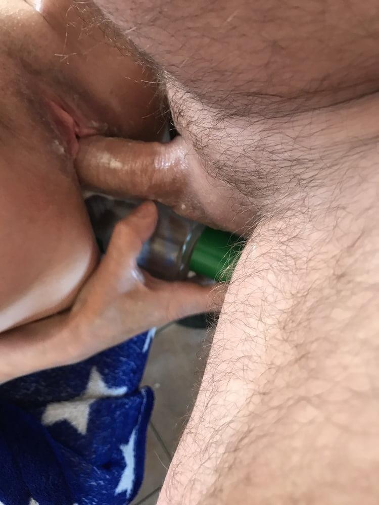 Blonde anal extreme-5278