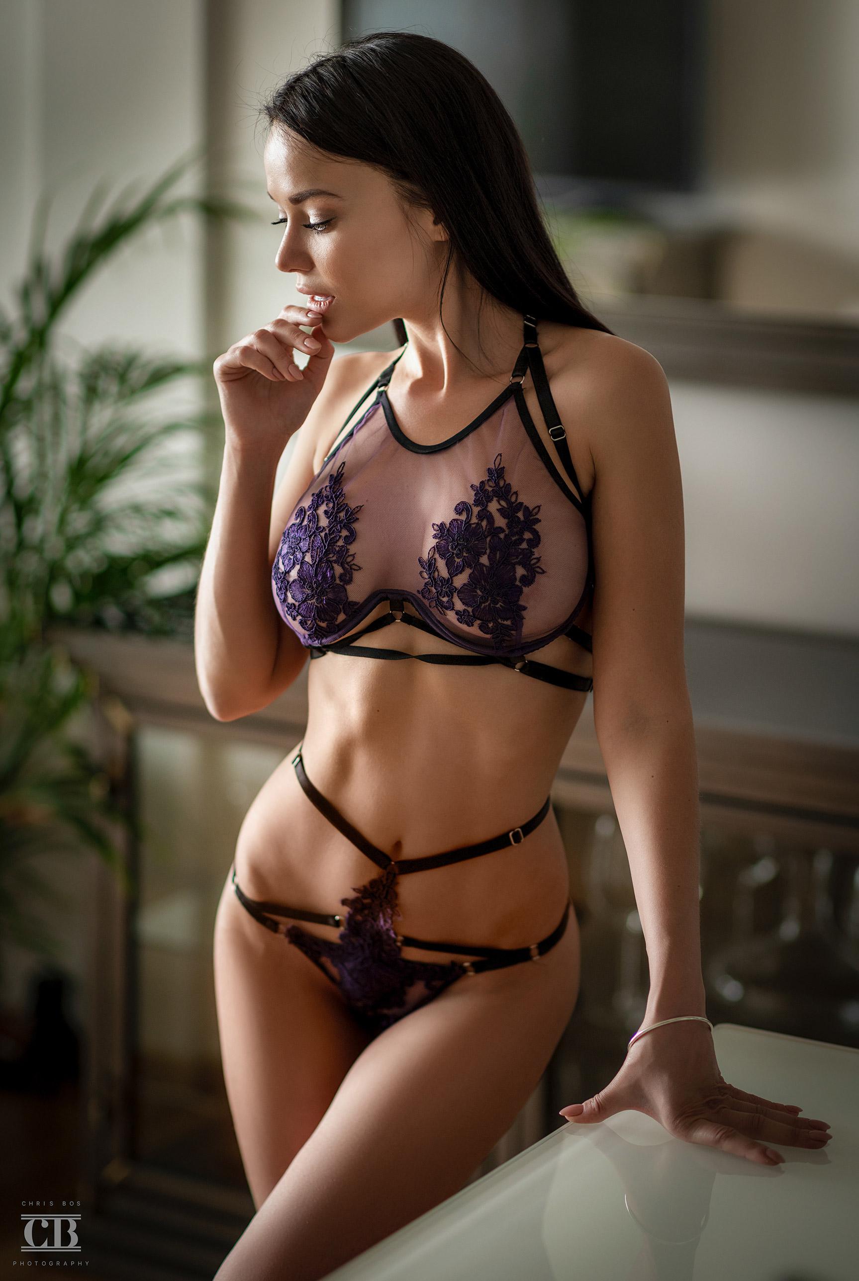 украинская модель Ангелина Петрова / Angelina Petrova by Chris Bos