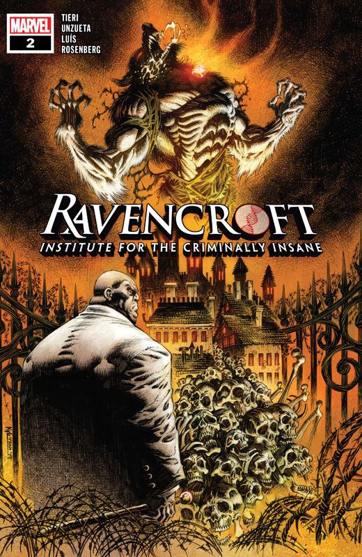 Ravencroft #1-4 (2020)