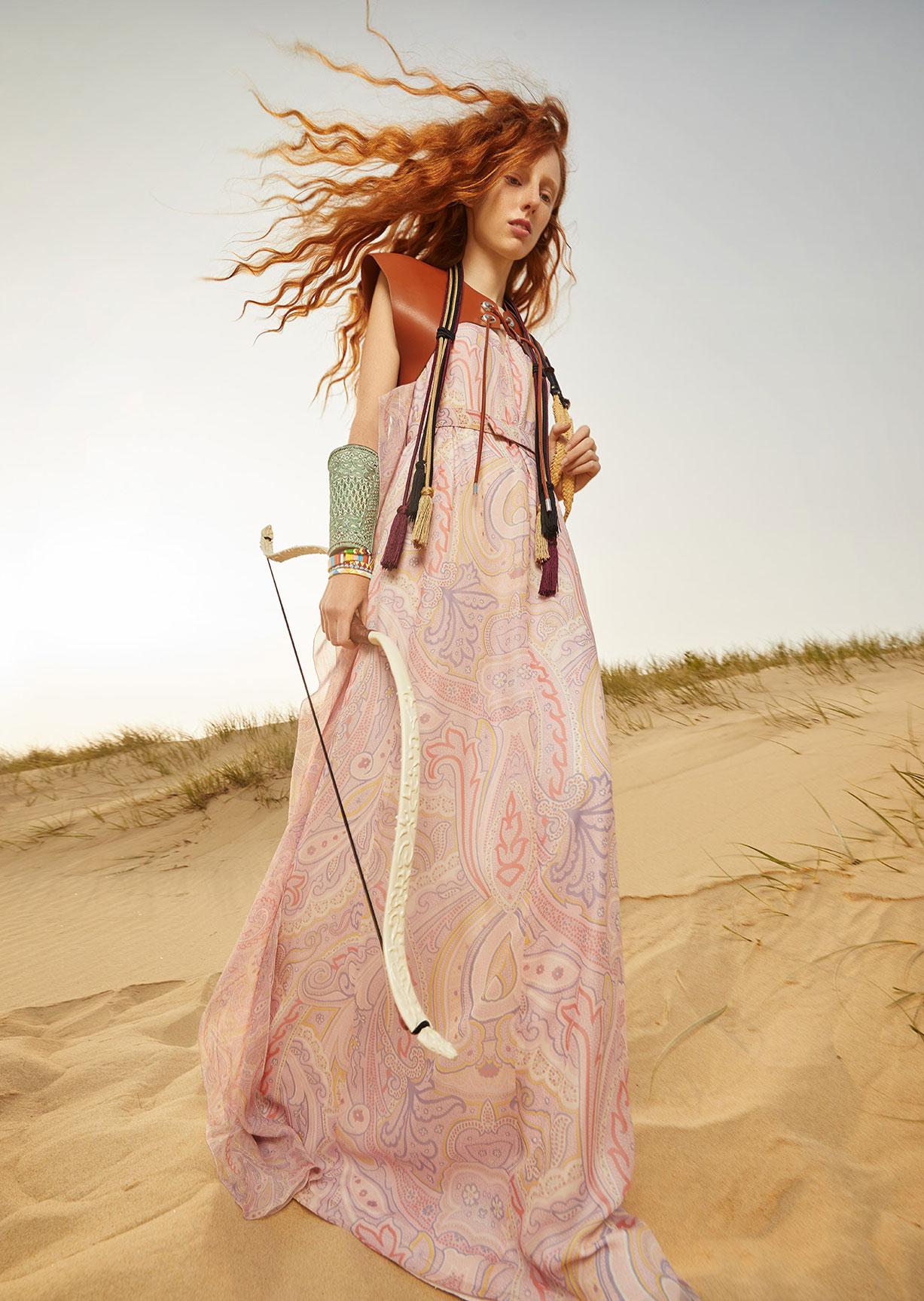 Модный маскарад в журнале Grazia / фото 02