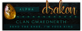 Clan Gwaednerth - Alpha