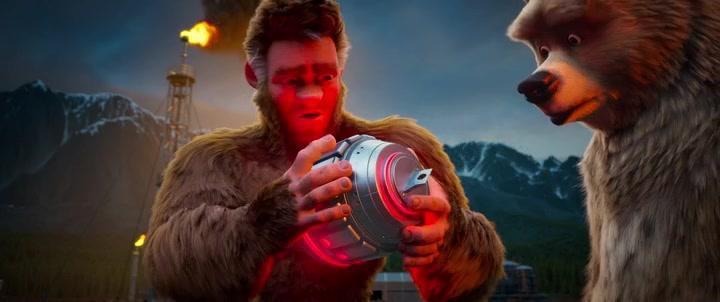 Bigfoot Family 2020 HDRip XviD AC3-EVO