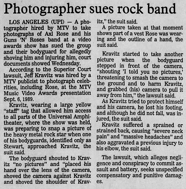 1990.09.06 - The Dispatch - Photographer sues rock band NUDPi3JT_o