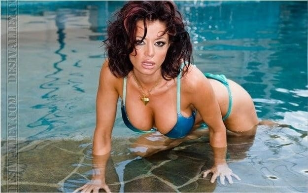 Candice michelle foot fetish-8278